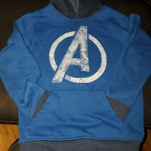 Marvel Avengers Hoodie Size M Like New